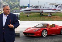 vijay mallya cars