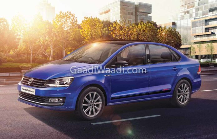 Volkswagen vento connect