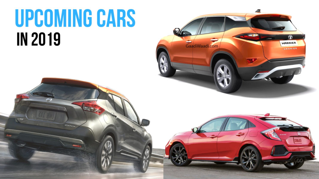 Top 10 Upcoming New Sedan Cars For 2019: Top 20 Upcoming Cars In 2019 In India