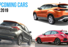 20 Upcoming Cars In 2019 In India - Exclusive List