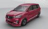 2018 Maruti Suzuki Ertiga Customised