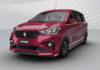 2018 Maruti Suzuki Ertiga Customised Front 1