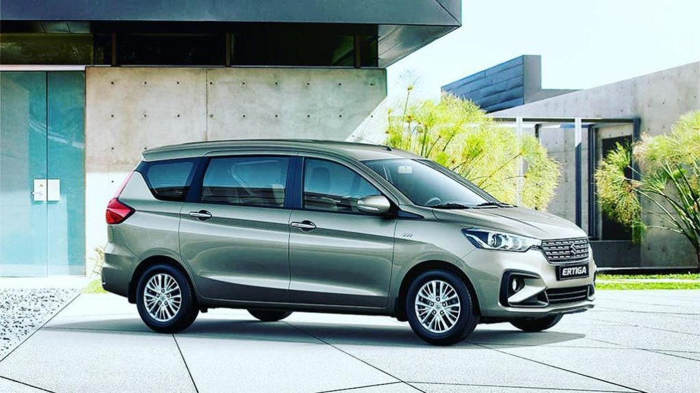 2018 Maruti Suzuki Ertiga Launched in India, Price, Specs, Features, Interior, Mileage, Booking 1