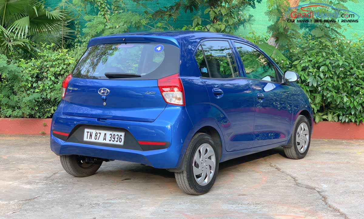 new hyundai santro sold out for next 3 months; waiting period increases