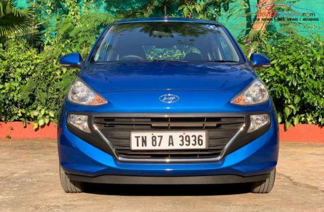2018 new santro blue-4
