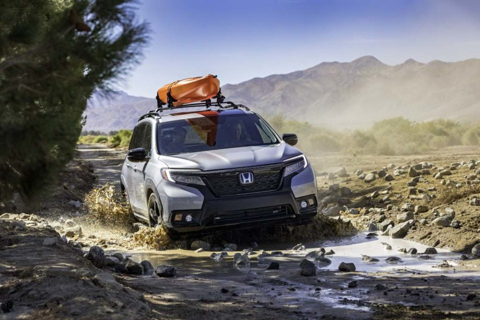 2019 Honda Passport 2