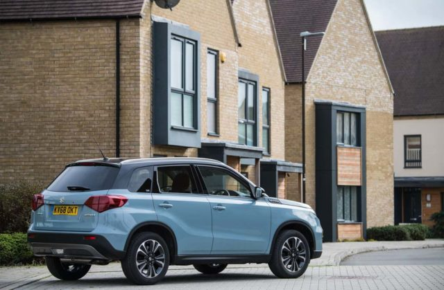 2019 Suzuki Vitara SUV Prices Revealed 2