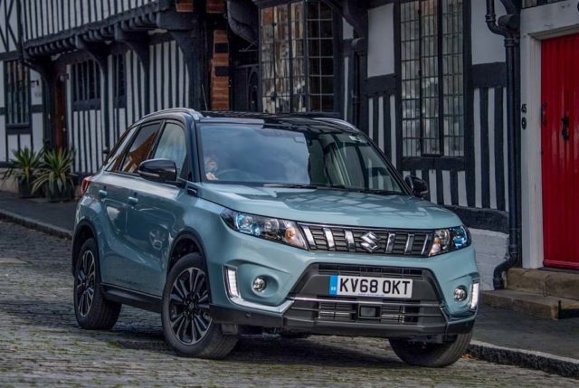 2019 Suzuki Vitara SUV Prices Revealed