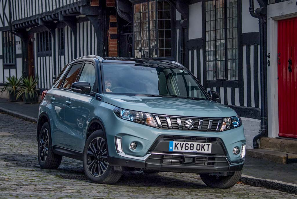 2019 Suzuki Vitara SUV Prices Revealed