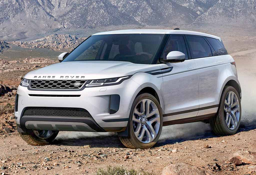 india bound 2019 range rover evoque unveiled with several. Black Bedroom Furniture Sets. Home Design Ideas