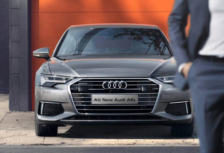 Audi A6 L Sedan 2