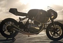 Continental GT 650 By Rough Crafts