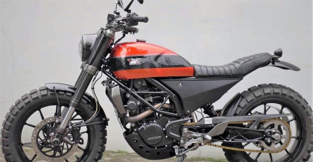 Customized-KTM-200-Duke