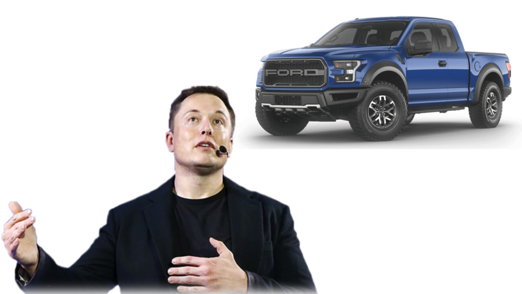 Elon Musk Predicted That Ford Won't Survive The Next Recession