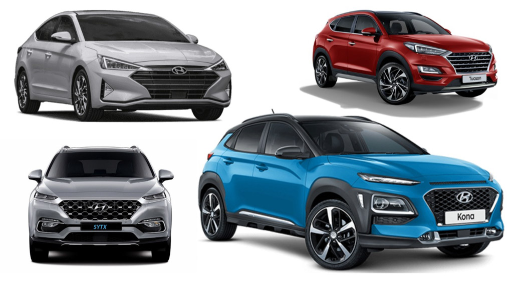 Exclusive- Hyundai Confirms 5 New Launches For Next Year In India