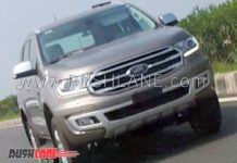 Ford-Endeavour-facelift-spied-in-India-front