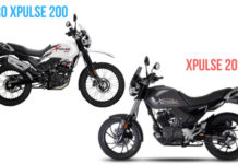 Hero XPulse 200 And 200T