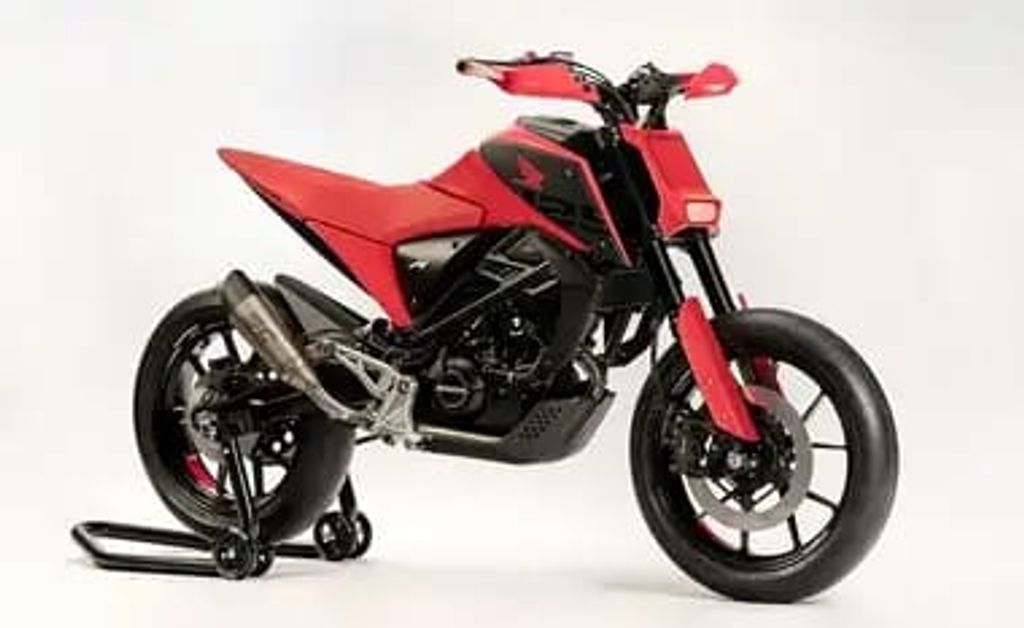 honda cb125m concept showcased at eicma could spawn duke. Black Bedroom Furniture Sets. Home Design Ideas