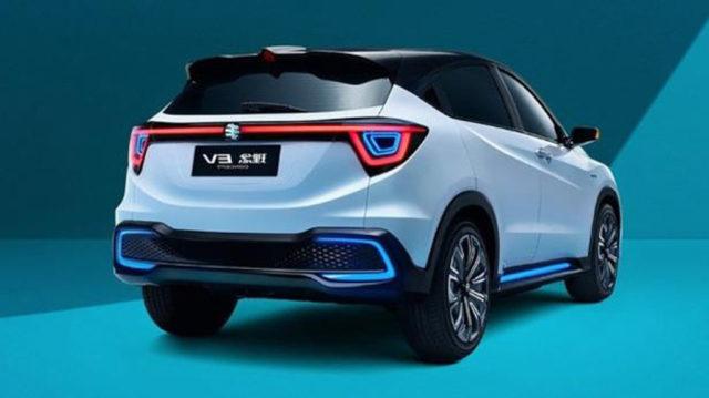 Honda Everus EV Concept 1
