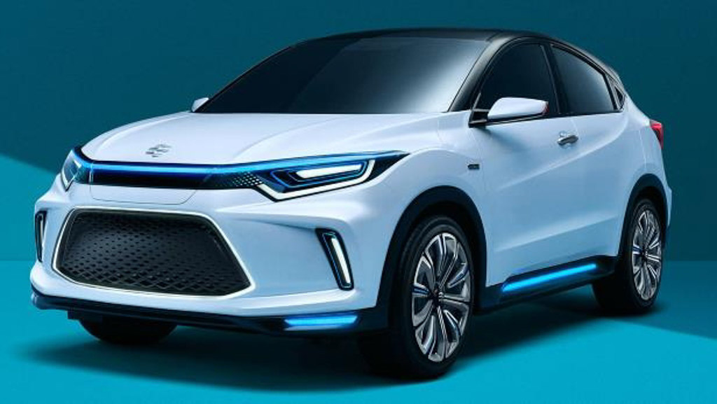 Honda Everus EV Concept (Honda EV India)