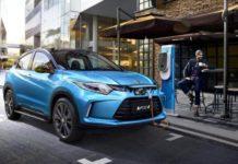Honda Everus VE-1 EV China 1