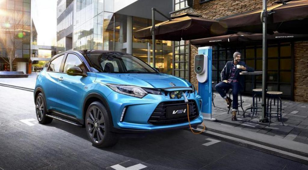 Honda Everus VE-1 EV China 1