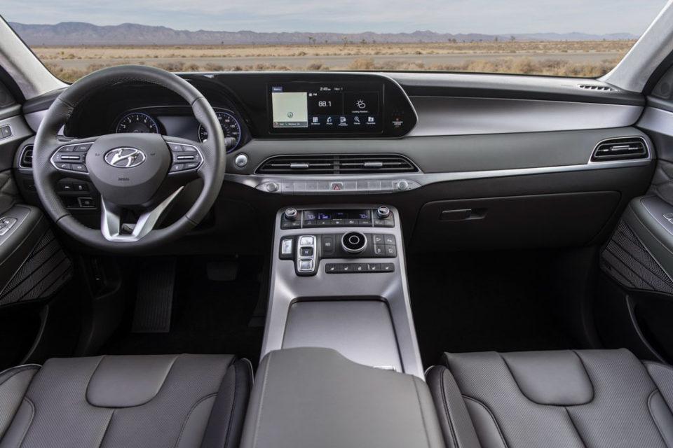 Hyundai Palisade SUV Interior