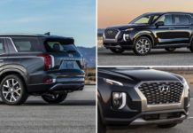 Hyundai Palisade SUV Revealed
