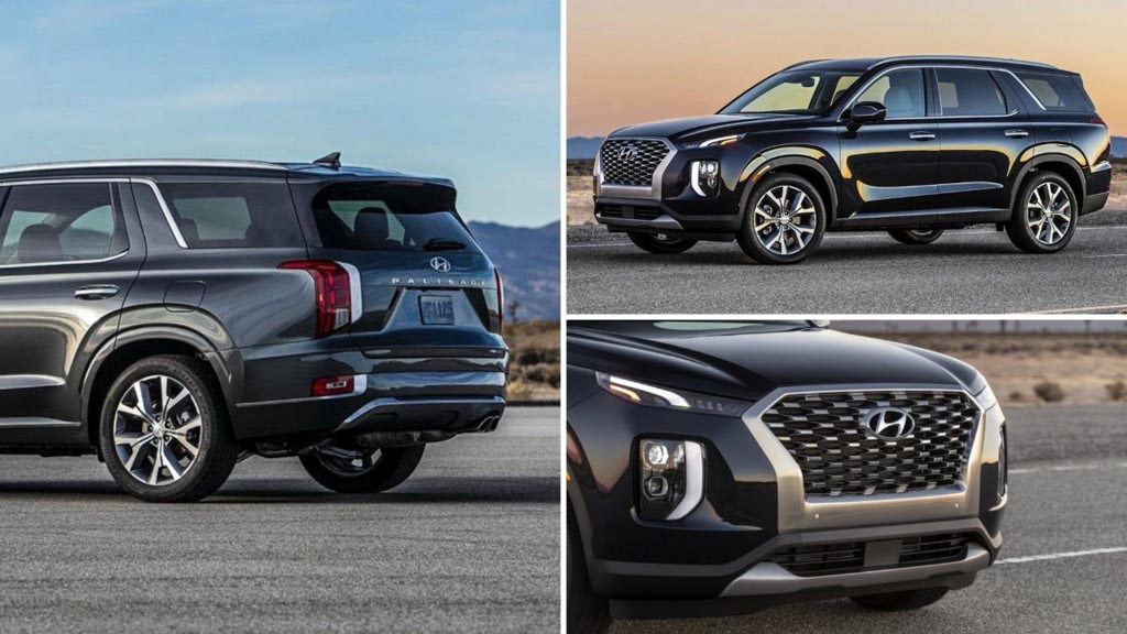 Flagship Hyundai Palisade Eight-Seater SUV Revealed With Muscular Design