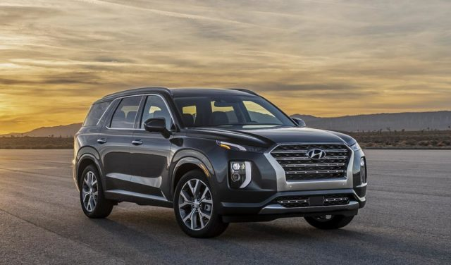 Hyundai Palisade SUV Unveiled 1