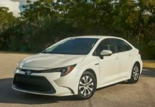 India-Bound 2019 Toyota Corolla Hybrid 5