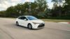 India-Bound 2019 Toyota Corolla Hybrid Front 1