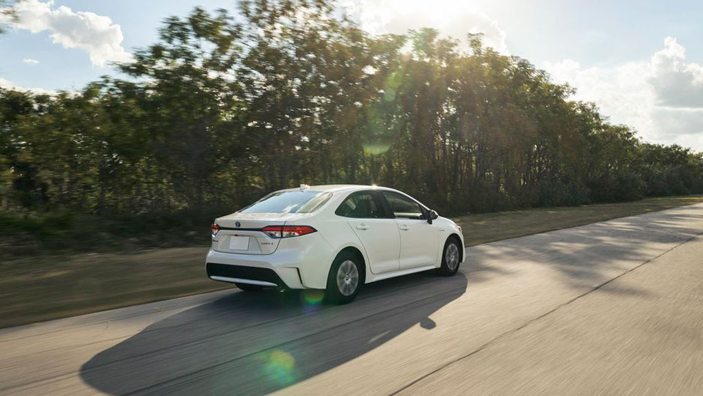 India Bound 2019 Toyota Corolla Gets New Fuel Efficient