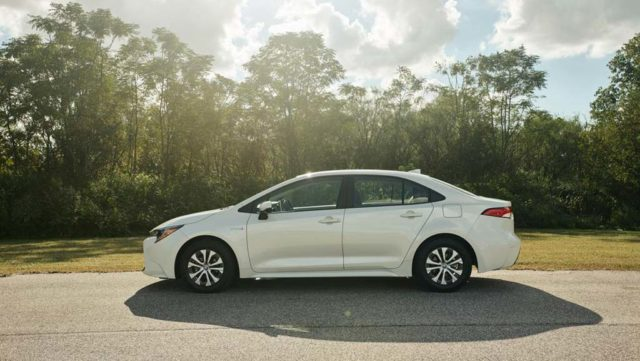 India Bound 2019 Toyota Corolla Gets New Fuel Efficient Hybrid Variant