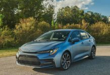 India-Bound 2019 Toyota Corolla Sedan Breaks Covers In New Styling 4