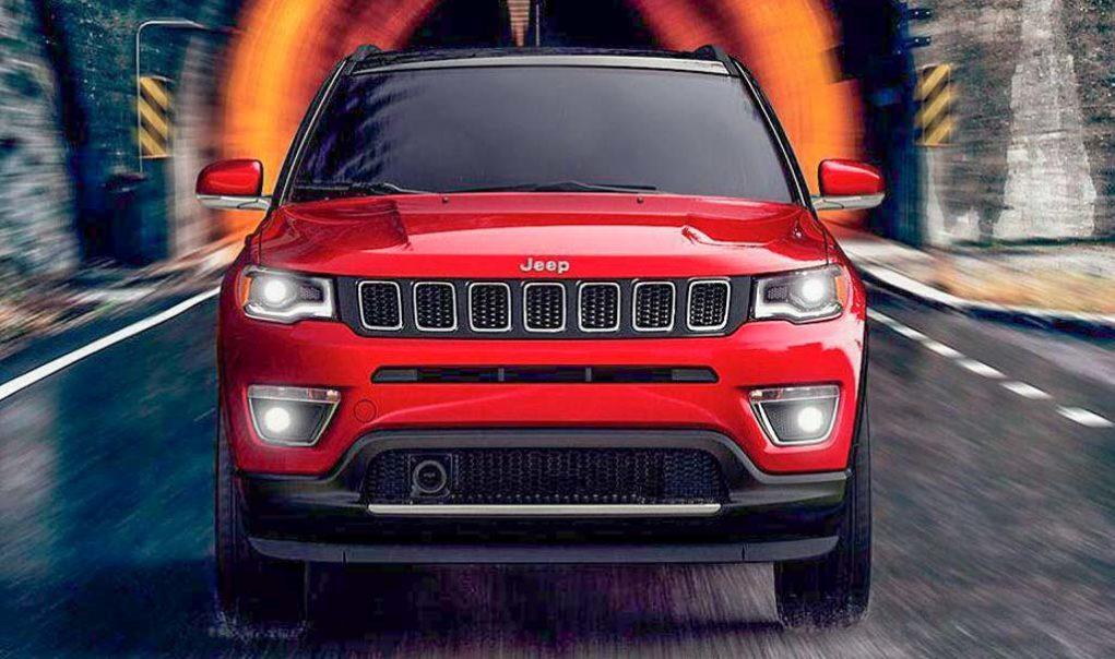 Jeep Compass Sales Drop India