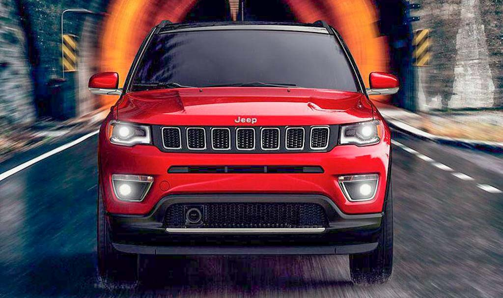 Jeep Compass Sales Drop India