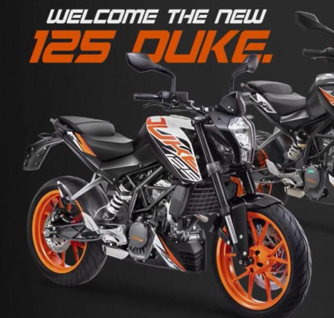 KTM Duke 125 India_