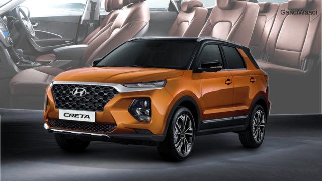 Next-Gen 2020 Hyundai Creta