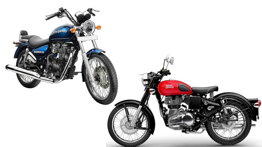 Royal Enfield Classic 350 Sales