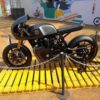 Royal enfield custom gt 650 vigilante rajputana customs 1