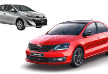 Skoda Rapid, VW Vento Beats Toyota Yaris In October
