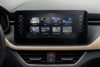 Skoda Scala Infotainment Touchscreen