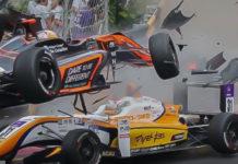 Sophia Floersch Macau Crash