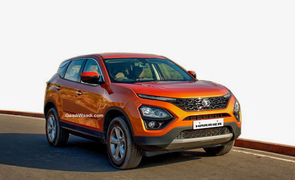 Tata Harrier India Launch, Price, Specs, Features, Interior, Mileage, Booking