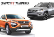 Tata Harrier vs Jeep Compass – Comparison Review