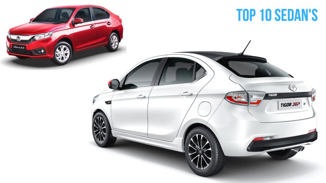 Top 10 Selling Sedans In October 2018 In India