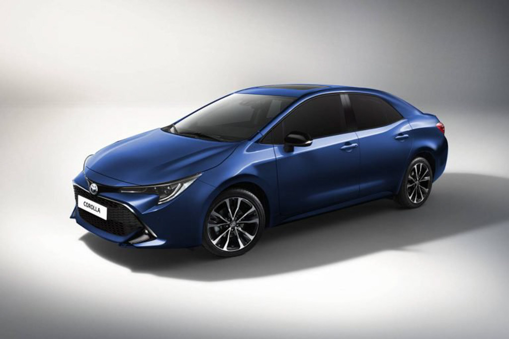 Upcoming 2019 Toyota Corolla Sedan Rendered Ahead Of Launch