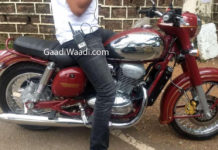 jawa 300 cc bike