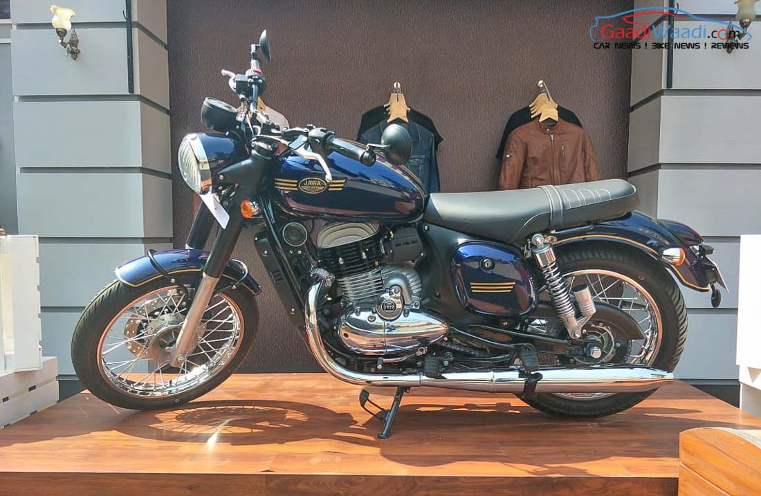Ten Things You Should Know About Entry-Level Jawa Forty Two
